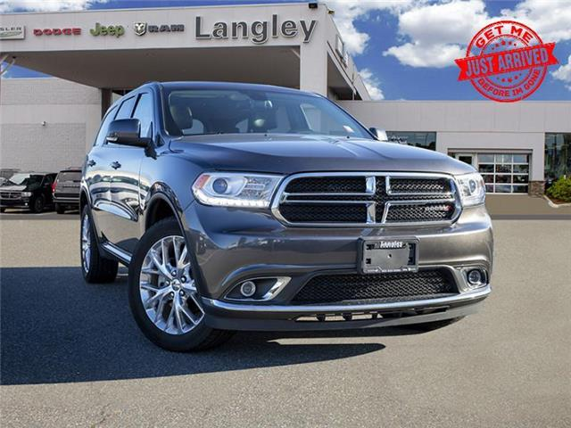 2016 Dodge Durango Limited (Stk: K700408A) in Surrey - Image 1 of 22
