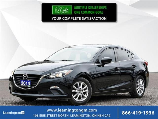 2014 Mazda Mazda3 GS-SKY (Stk: U4341B) in Leamington - Image 1 of 27