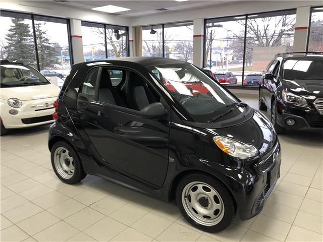2015 Smart Fortwo Pure (Stk: ) in Ottawa - Image 1 of 16