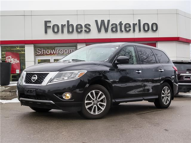 2014 Nissan Pathfinder  (Stk: 11584A) in Waterloo - Image 1 of 23