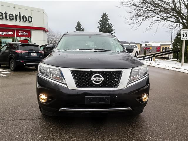 2014 Nissan Pathfinder  (Stk: 11584A) in Waterloo - Image 2 of 23