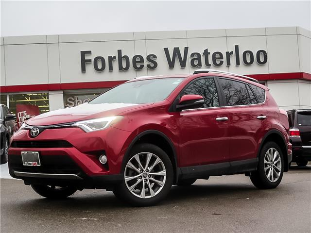 Used 2016 Toyota RAV4 Limited  - Waterloo - Forbes Waterloo Toyota