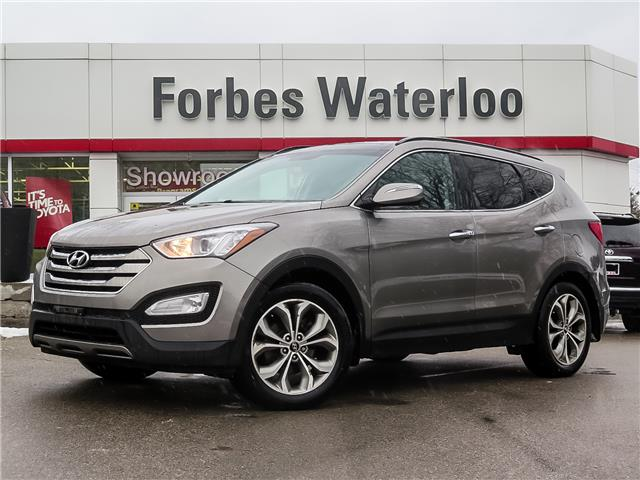 2014 Hyundai Santa Fe Sport  (Stk: 05081A) in Waterloo - Image 1 of 25