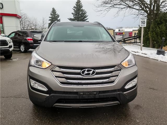 2014 Hyundai Santa Fe Sport  (Stk: 05081A) in Waterloo - Image 2 of 25
