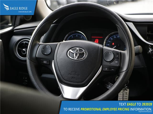 Toyota Corolla LE Vehicle Details Image
