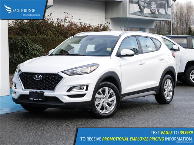 2019 Hyundai Tucson Preferred (Stk: 199866) in Coquitlam - Image 1 of 16