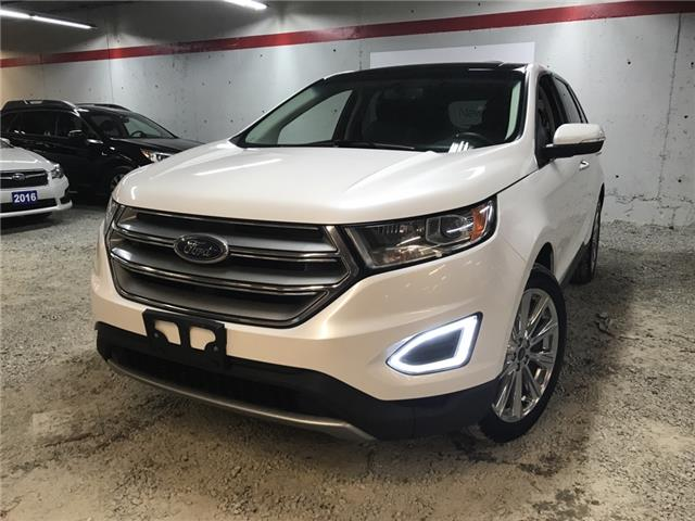 2017 Ford Edge Titanium (Stk: P440) in Newmarket - Image 1 of 22