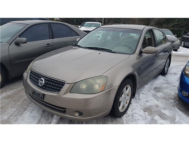 2006 Nissan Altima 2.5 S (Stk: 247519) in Milton - Image 1 of 1
