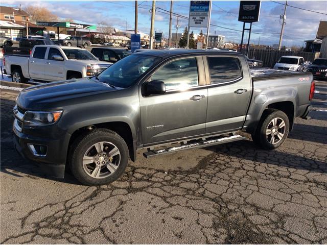 2016 Chevrolet Colorado LT (Stk: 1358P) in Bolton - Image 1 of 12