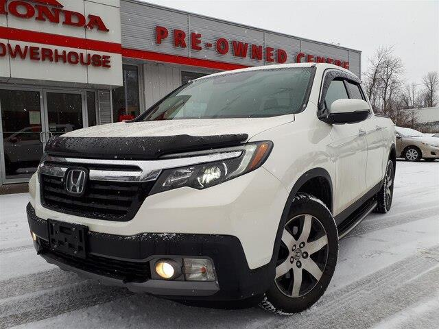 2017 Honda Ridgeline Touring (Stk: E-2297) in Brockville - Image 1 of 1