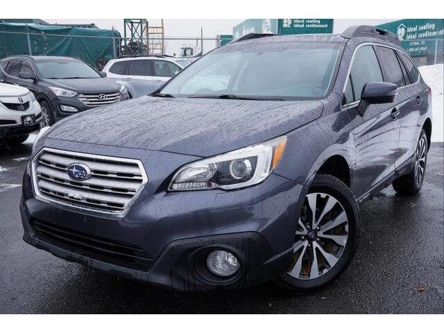 2016 Subaru Outback 3.6R Limited Package (Stk: P2199) in Ottawa - Image 1 of 25