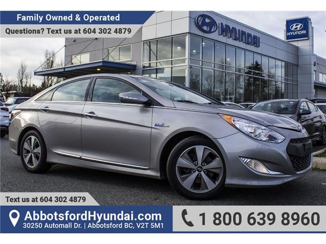 2012 Hyundai Sonata Hybrid Premium (Stk: AH8969) in Abbotsford - Image 1 of 23