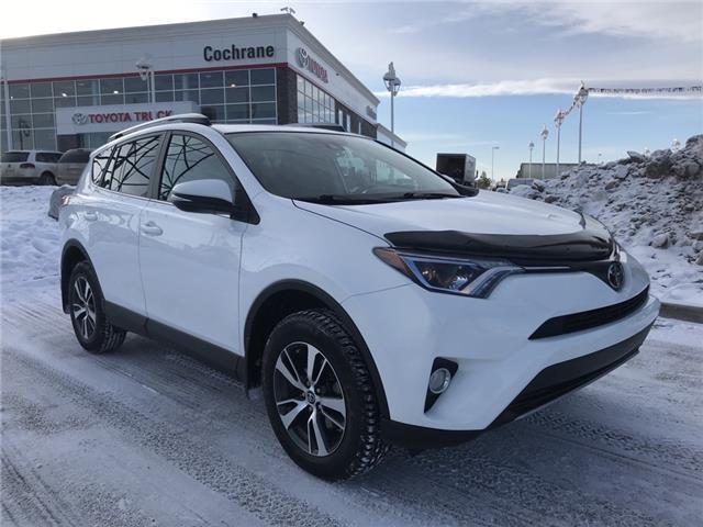 2017 Toyota RAV4 XLE (Stk: 2981) in Cochrane - Image 1 of 21
