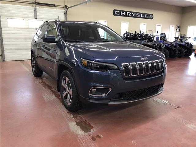 2020 Jeep Cherokee Limited (Stk: T20-27) in Nipawin - Image 1 of 23