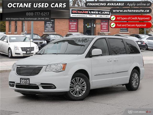 2015 Chrysler Town & Country Touring-L (Stk: ) in Scarborough - Image 1 of 26