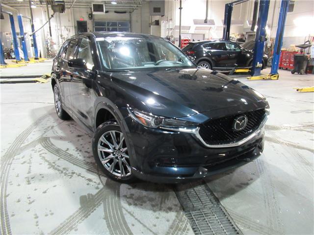 2019 Mazda CX-5 Signature (Stk: M2267) in Calgary - Image 1 of 2