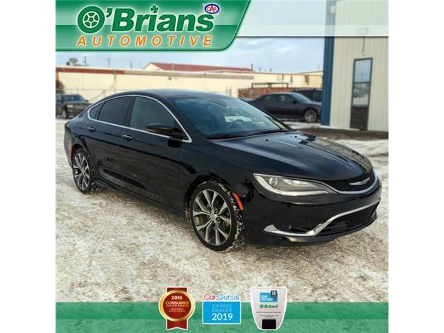 2016 Chrysler 200 C (Stk: 12980B) in Saskatoon - Image 1 of 22