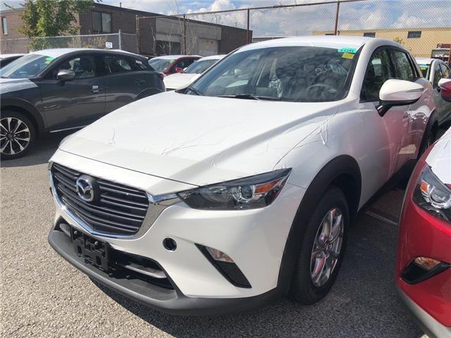 2019 Mazda CX-3 GS (Stk: H190005) in Markham - Image 1 of 5