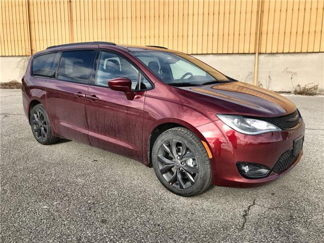 2020 Chrysler Pacifica Touring (Stk: 2234) in Windsor - Image 1 of 14