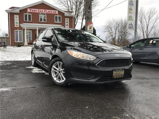 2015 Ford Focus SE (Stk: 5503) in London - Image 1 of 21