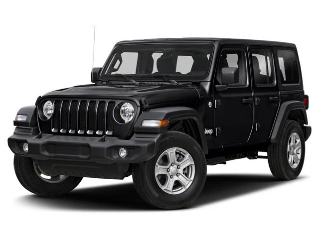 2020 Jeep Wrangler Unlimited Sahara (Stk: L178289) in Surrey - Image 1 of 9