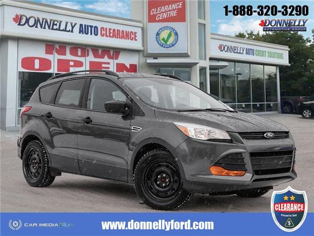 2016 Ford Escape S (Stk: CLDS1817A) in Ottawa - Image 1 of 28