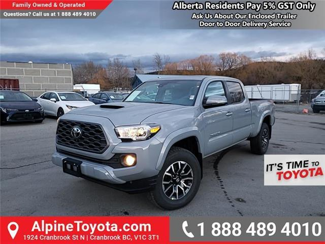 2020 Toyota Tacoma Base (Stk: X048109) in Cranbrook - Image 1 of 26