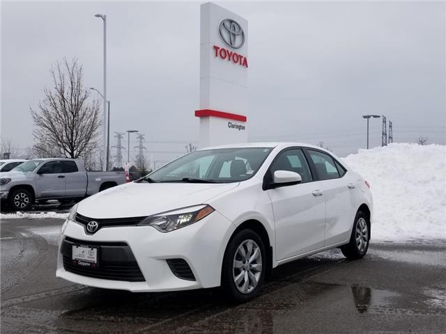2016 Toyota Corolla  (Stk: P2372) in Bowmanville - Image 1 of 21