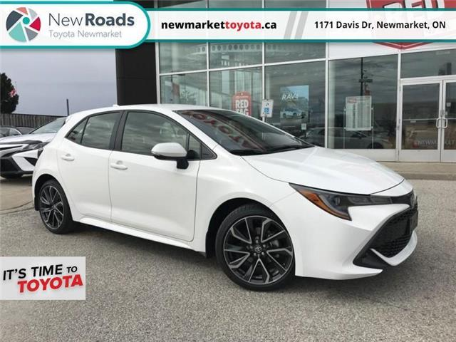 2019 Toyota Corolla Hatchback Base (Stk: 34585) in Newmarket - Image 1 of 17