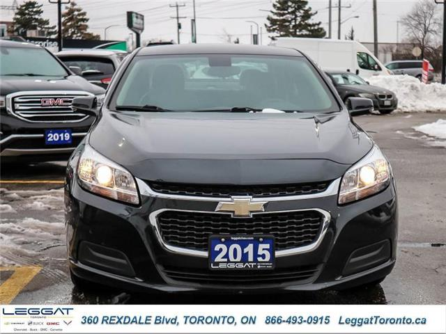 2015 Chevrolet Malibu 1LT (Stk: T11677A) in Etobicoke - Image 2 of 23
