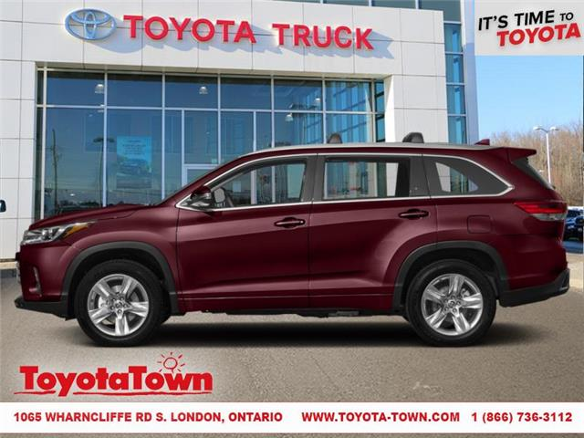 2019 Toyota Highlander Limited (Stk: D1845) in London - Image 1 of 1