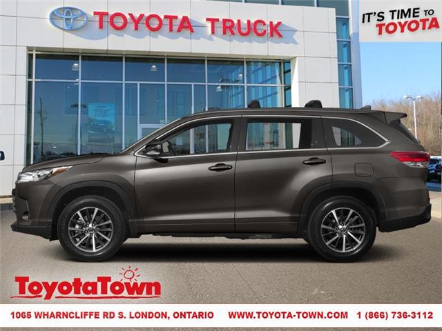 2019 Toyota Highlander XLE (Stk: D1859) in London - Image 1 of 1