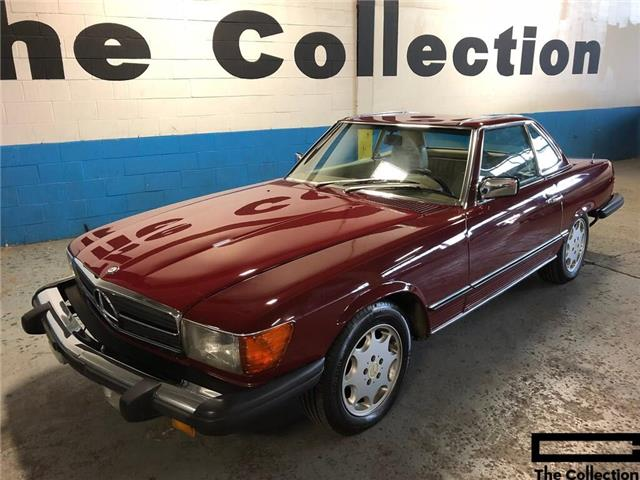 1977 Mercedes-Benz 450SL - (Stk: 11817) in Toronto - Image 1 of 27