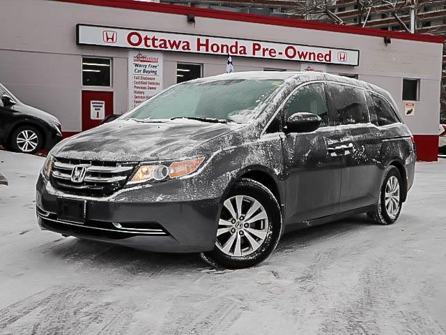 2016 Honda Odyssey SE (Stk: H7902-0) in Ottawa - Image 1 of 26