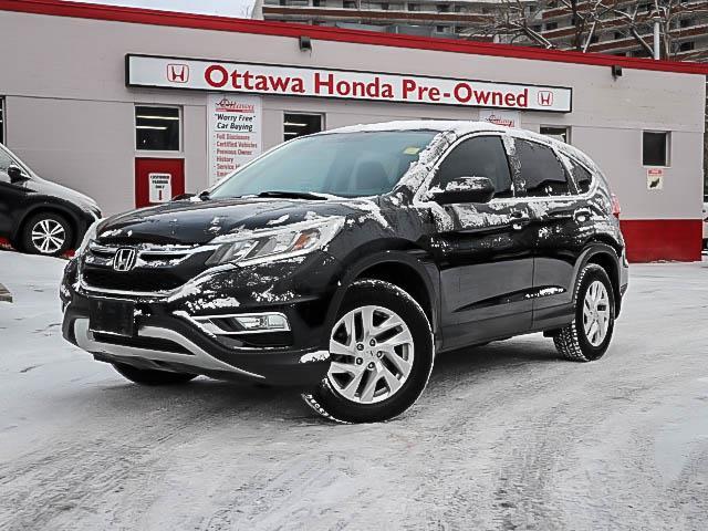 2015 Honda CR-V EX-L (Stk: H80440) in Ottawa - Image 1 of 27