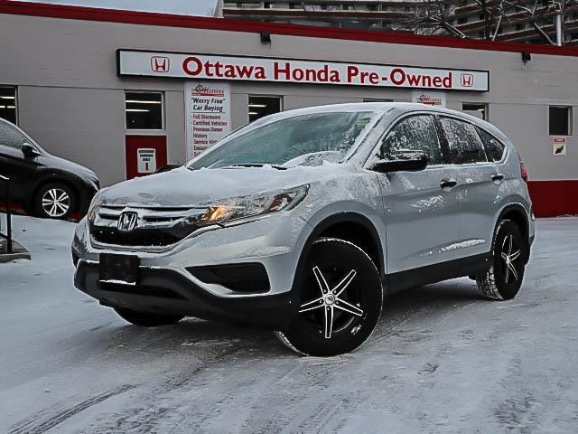 2016 Honda CR-V LX (Stk: H7904-0) in Ottawa - Image 1 of 26