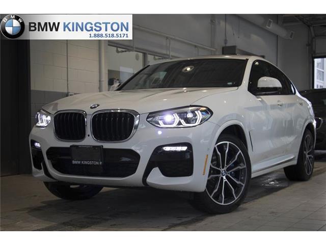 2020 BMW X4 xDrive30i (Stk: 20056) in Kingston - Image 1 of 14