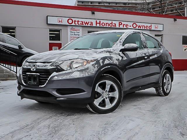2017 Honda HR-V LX (Stk: H8056-0) in Ottawa - Image 1 of 26