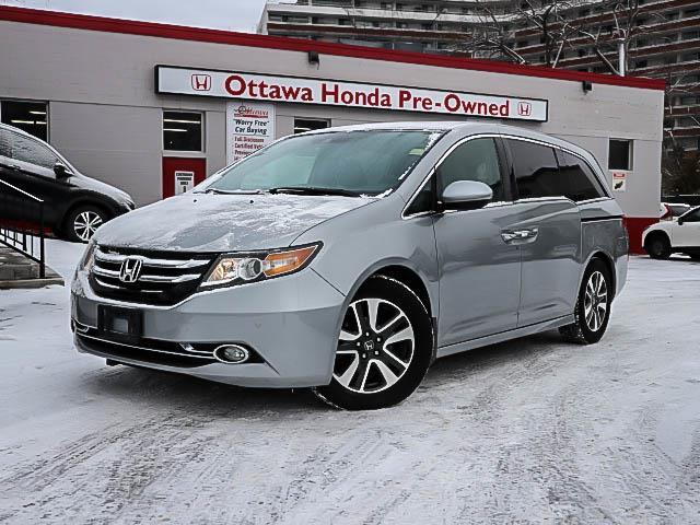 2016 Honda Odyssey Touring (Stk: H8057-0) in Ottawa - Image 1 of 27