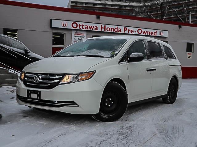 2016 Honda Odyssey LX (Stk: H8062-0) in Ottawa - Image 1 of 25