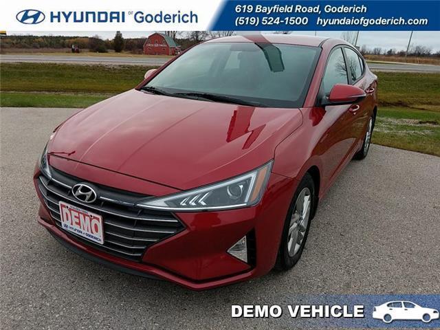 2020 Hyundai Elantra Preferred IVT (Stk: 20001) in Goderich - Image 1 of 13