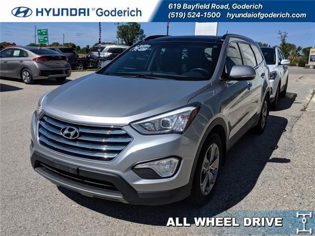 2014 Hyundai Santa Fe XL Luxury (Stk: 90145A) in Goderich - Image 1 of 17