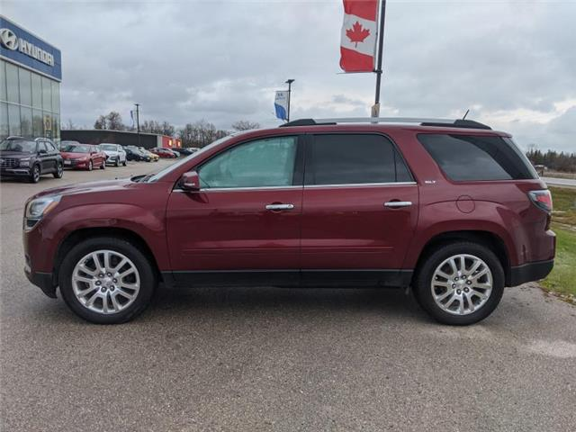 2016 GMC Acadia SLT (Stk: 20013A) in Goderich - Image 2 of 10