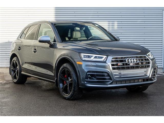2019 Audi SQ5 3.0T Technik (Stk: N5085) in Calgary - Image 1 of 16
