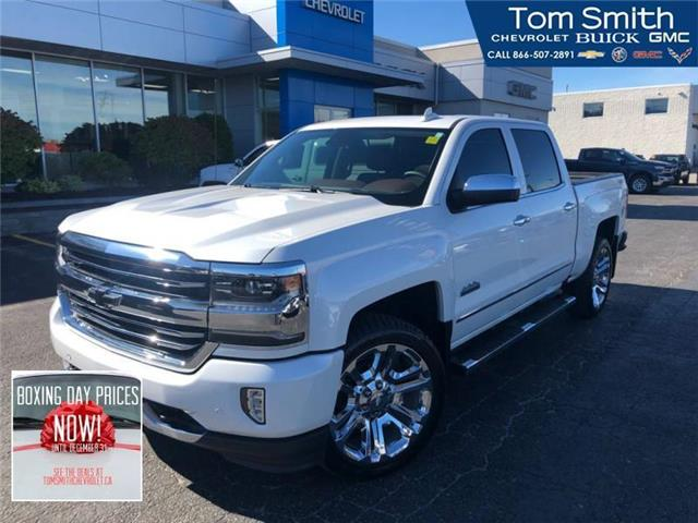 2018 Chevrolet Silverado 1500 High Country (Stk: 190850A) in Midland - Image 1 of 17