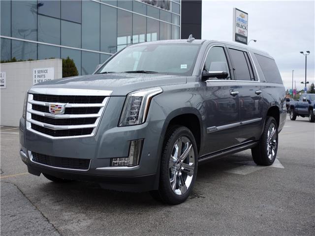 2020 Cadillac Escalade ESV Premium Luxury (Stk: 0202310) in Langley City - Image 1 of 6