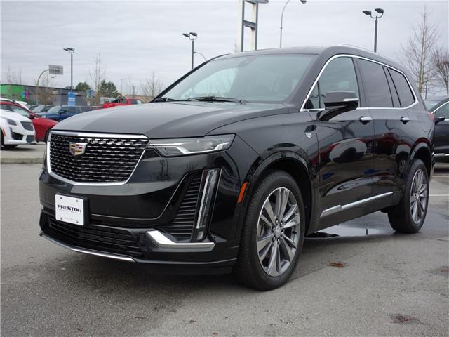 2020 Cadillac XT6 Premium Luxury (Stk: 0202940) in Langley City - Image 1 of 6