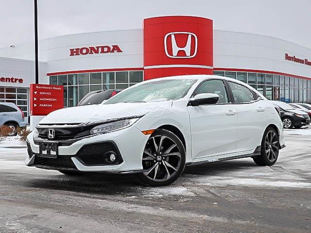 2017 Honda Civic Sport Touring (Stk: B0445) in Ottawa - Image 1 of 28