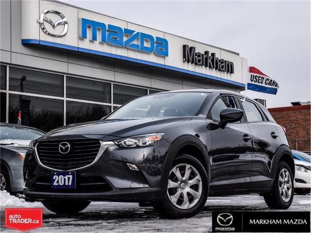 2017 Mazda CX-3 GX (Stk: H190731A) in Markham - Image 1 of 26