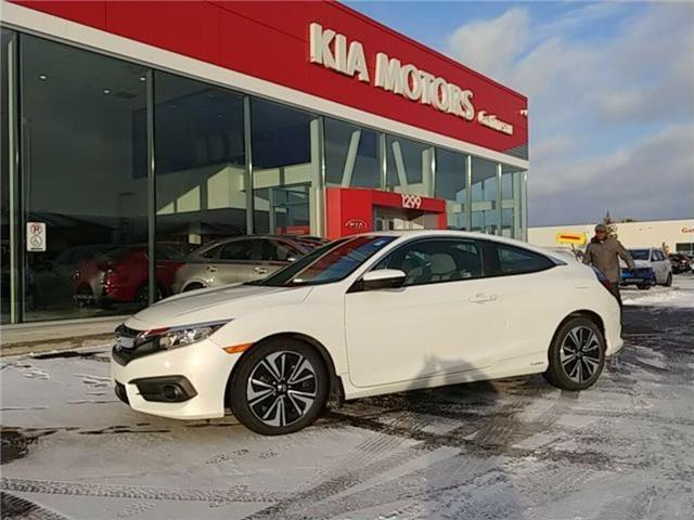 2016 Honda Civic EX-T (Stk: P2336) in Gatineau - Image 1 of 20